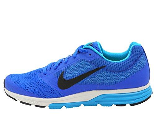 Blanc Hommes 44 Zoom De 9 Nike Bleu Chaussures Course Voler Noir 2 Uk ZTfWqzw