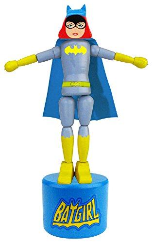 Entertainment Earth DC Comics Batgirl Wood Push Puppet