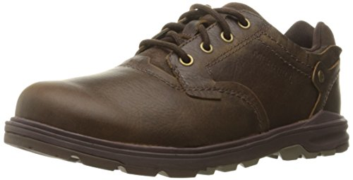 Merrell Mens Brevard Lace Oxford Shoe Shetland