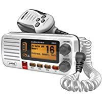 Uniden UM415 Submersible Class D DSC Fixed Mount Marine Radio, White