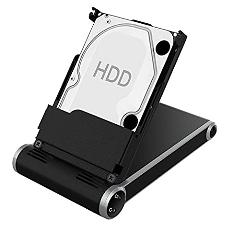 USB 3.0 Hard Disk Drive Case SOWTECH Hard Disk Drive Protector for 2.5