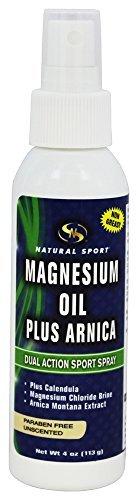 Magnesium Oil Sport STS (Supplement Training Systems) 4 oz Spray by STS (Supplement Training Systems) - Sts Supplement Training Systems