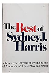 The Best of Sydney J. Harris