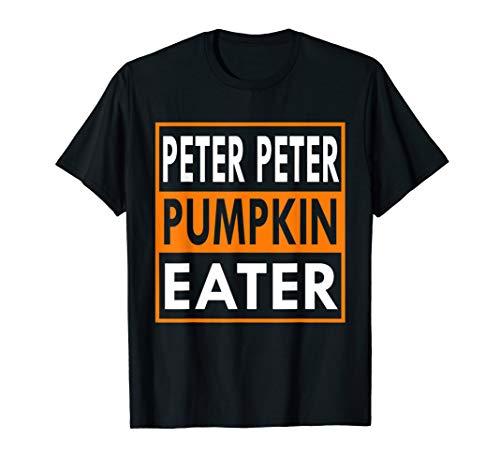 Creative Costumes Ideas Last Minute - Mens Peter Peter Pumpkin Eater Matching