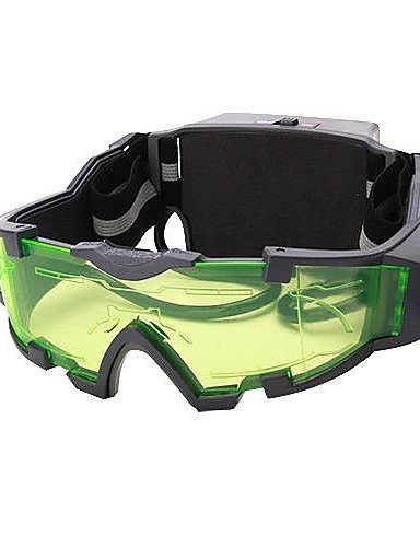 PIGE Night Vision Goggles With Flip-out Blue LED Lights