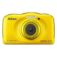 Nikon Coolpix W100 Appareils Photo Numériques 14.17 Mpix Zoom Optique 3 x