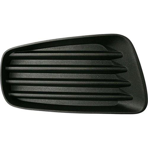 (DAT 06-07 SATURN VUE BLACK FOG LAMP COVER LEFT DRIVER SIDE GM2598107)