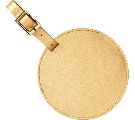 clava-color-circle-luggage-tag-gold
