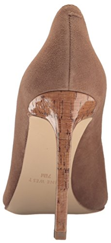 Nwtatiana48 Aiguilles Chaussures Nine Marrone à Dk West Caramel Talons Femme CqPH5