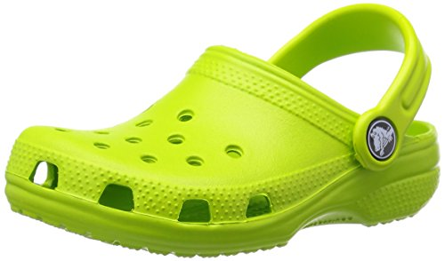 Crocs Kids Classic Clog Volt Green