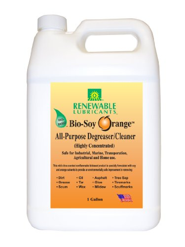 Bio Soy Cleaner Degreaser, Size 1 gal.