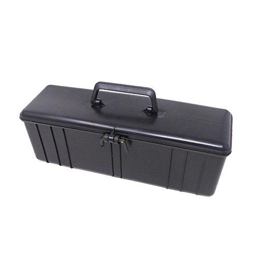 Caja de herramientas de plá stico para tractores Fiat 420 x 125 x 125 mm de Ama