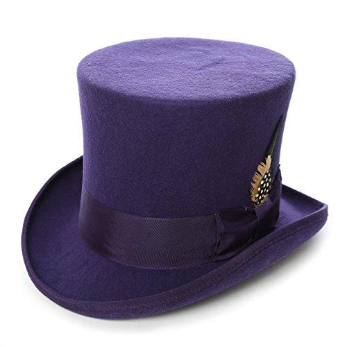 L Fer (Felt Top Hat)