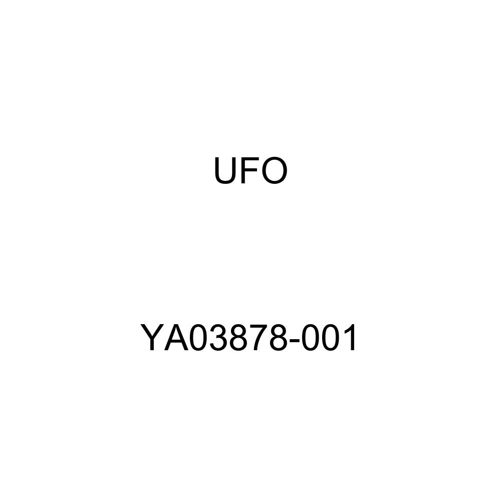 for Yamaha Panels Side YZ250 13 Black UFO YA03878-001 Replacement Plastic