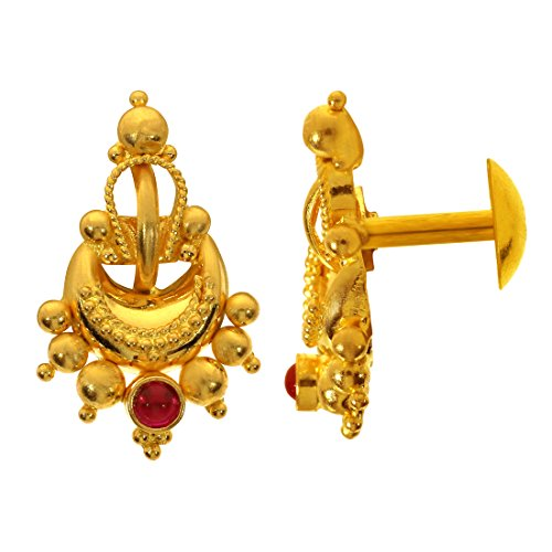 scmyk accessories earring en gold supernova