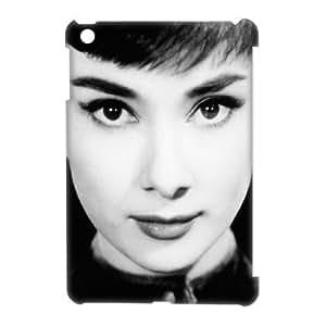C-EUR Audrey Hepburn Pattern 3D Case for iPad Mini by icecream design