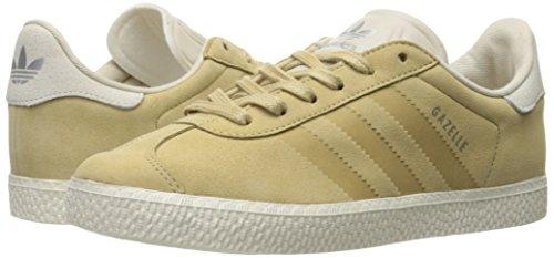 Trainers Brown Adidas Gazelle Clear Suede Youth Fashion Y0IwpUq