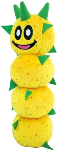 Little Buddy Super Mario Pokey Plush, 9'' by Little Buddy