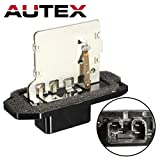 #6: AUTEX Manual HVAC Blower Motor Resistor RU322 20238 8713833060 JA1334 3A1215 Fits for 1999 2000 2001 2002 2003 Toyota Camry 1999 2000 2001 2002 Toyota Solara
