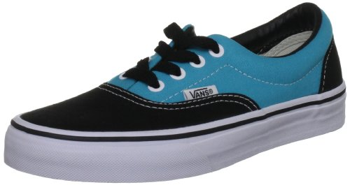 black Schwarz scuba Noir Skateboard Era Baskets Vans Mixte Adulte z0wnO4
