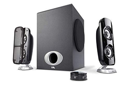 Cyber Acoustics 76W Computer Speakers with Subwoofer, a Powe