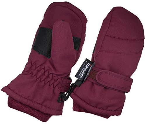 Children Toddlers and Baby Mittens Made With Thinsulate,and Fleece - Winter Waterproof Gloves By Zelda Matilda