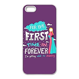 diy zhengFrozen pretty practical drop-resistance Phone Case Protection for Ipod Touch 5 5th /(TPU)