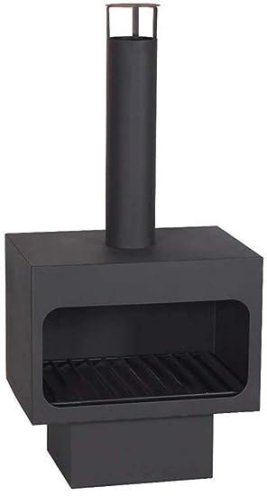 Outstanding Arizona Freestanding Steel Wood Burning Fireplace With Download Free Architecture Designs Sospemadebymaigaardcom