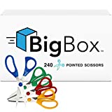 Big Box 5'' Pointed Scissors (Case of 240)