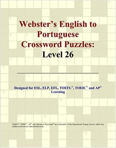 Websters English to Portuguese Crossword Puzzles: Level 4
