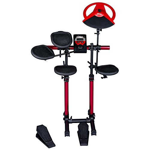 Ddrum DD BETA Compact 4-Piece Electronic (Ddrum Electronic Drum Set)