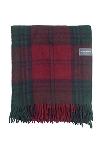 Lindsay Tartan - The Tartan Blanket Co. Recycled Wool Knee Blanket Lindsay Tartan 30