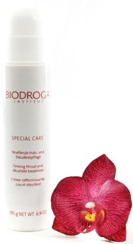 Biodroga Special Care Throat and Decollete Treatment