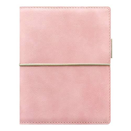 Filofax Pen Pink (Filofax 2019 Pocket Domino Organizer, Soft Pale Pink, 4.75 x 3.25 inches (C022581-19))