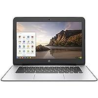 HP Chromebook 14 G4 14 Chromebook - Intel Celeron N2840 Dual-core (2 Core) 2.16 GHz - 4 GB DDR3L SDRAM RAM - 16 GB SSD - Intel HD Graphics DDR3L SDRAM - Chrome OS (English) - 1366 x 768