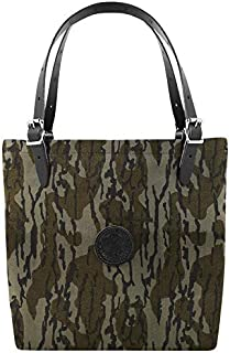 product image for Duluth Pack Market Medium Tote, Mossy Oak Bottomland
