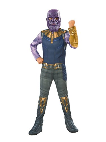 Rubie's Marvel Avengers: Infinity War Thanos Child's Costume, Large -