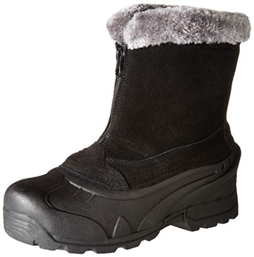 - Itasca Women's Tahoe Winter Boot with 200g Thinsulate Insulation, Black, Size 9 Snow D US