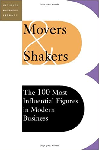 Movers & Shakers: The 100 Most Influential Figures In Modern