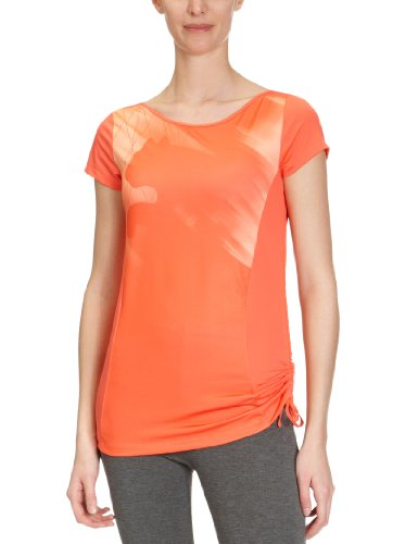 hot Para Camiseta Mujer Coral Puma Coral 4Fq8zpTxxw