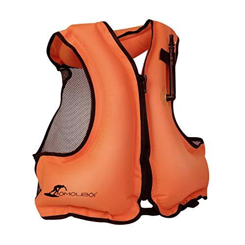 OMOUBOI Life Jacket Snorkel