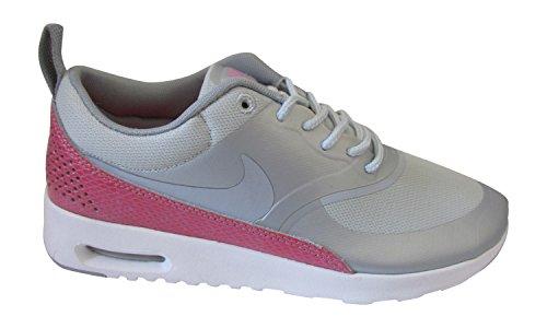 Top Platinum Thea Premium Gray Nike Air Max Hyper 016 Wolf Low Sneakers White Women's ntwx8HIqY