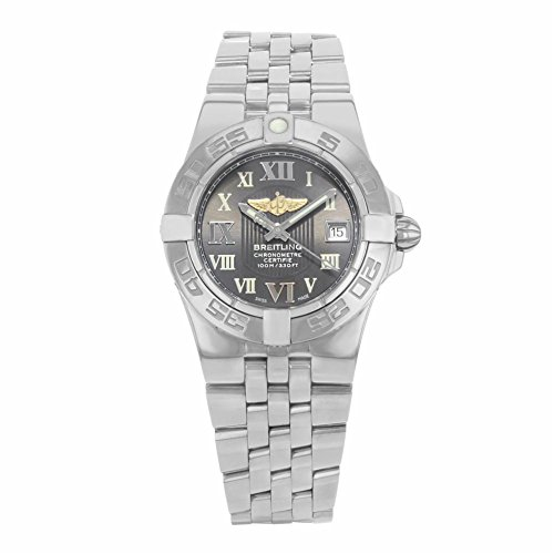 Breitling Galactic analog-quartz womens Watch A71340L2/M523-368A (Certified Pre-owned)