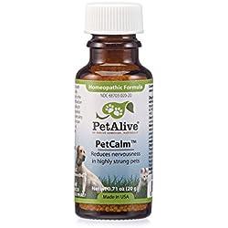 PetAlive PetCalm for Pet Nervous System Balance and Stress (20g)
