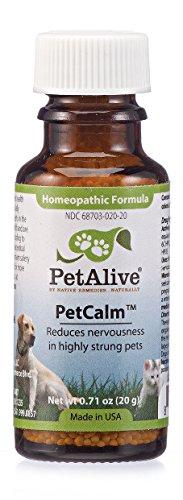 PetAlive PetCalm for Pet Nervous System Balance and