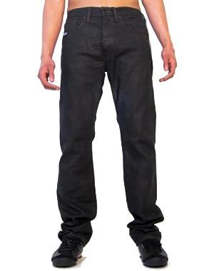 Men's 3301 Straight Leg Jean in Dark Cobler