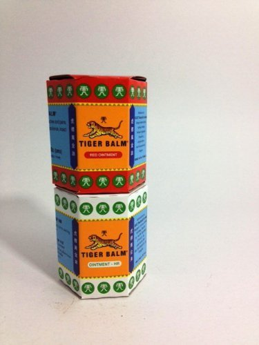 Water Babies Sunscreen Logo Costume (Tiger Balm Red and White Pain Relieving Rub Ointment Joint Muscle Pain Relief 30g)