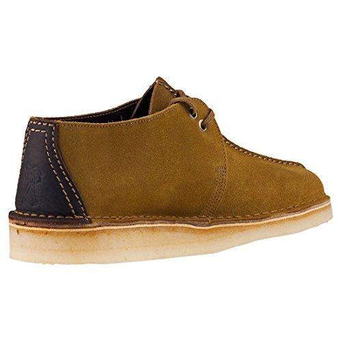 Green Clarks Zapatillas 131183 Hombre Clarks 131183 qv6xvXwB