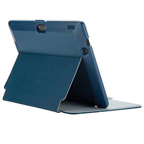 Speck Products Compatible Case for Kindle Fire Hdx 8.9-inch, Stylefolio Case, Deep Sea Blue/Nickel Grey