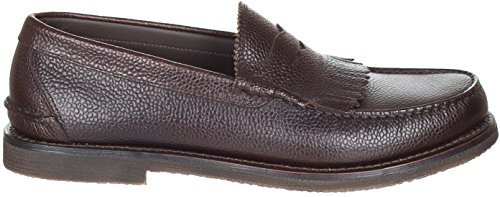 Salvatore-Ferragamo-Mens-Brown-Leather-Sparta-Shawl-Driving-Moccasins-Penny-Loafers-Shoes